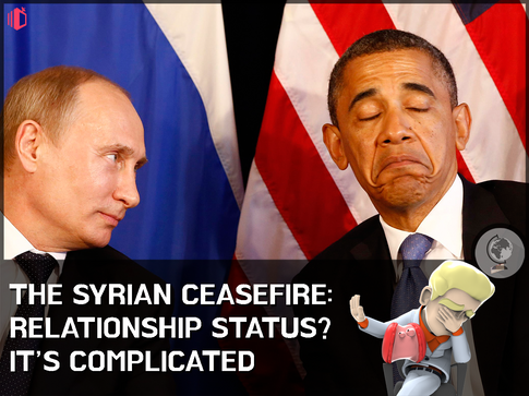 W.T.F(WonderfullyTactless&Forward) bake on the Syrian Ceasefire