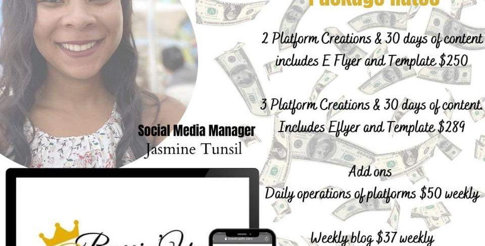Social Media Marketing Package B