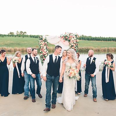 Lexus and Ryan Wedding