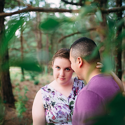 Alyssa and Adrian