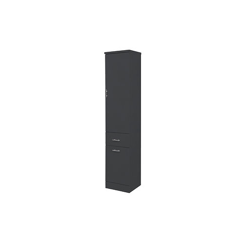 Lanza Tall Unit Anthracite