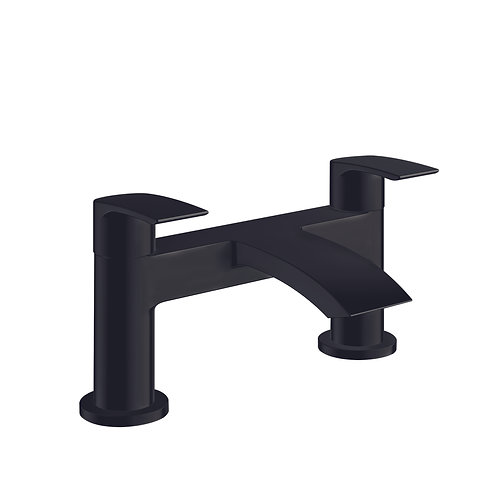 Bath Filler Matt Black