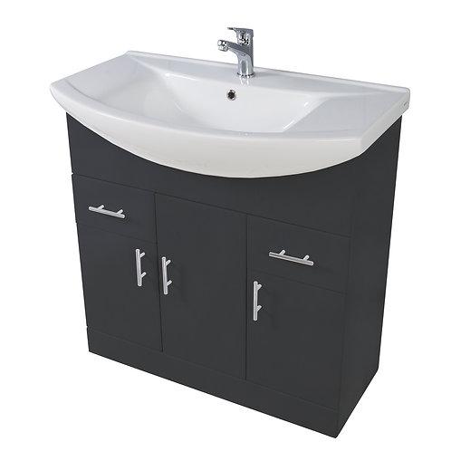 Lanza 950 Floor Cabinet Anthracite