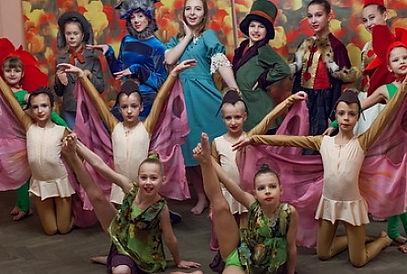 танцевальная школа Элегия Брянск