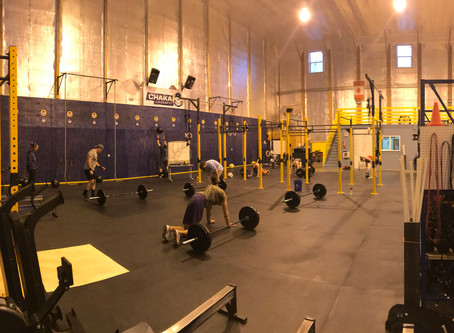 Barbell Wise Starts Monday!