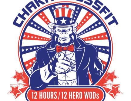 12 Hour/12 Hero WOD Event