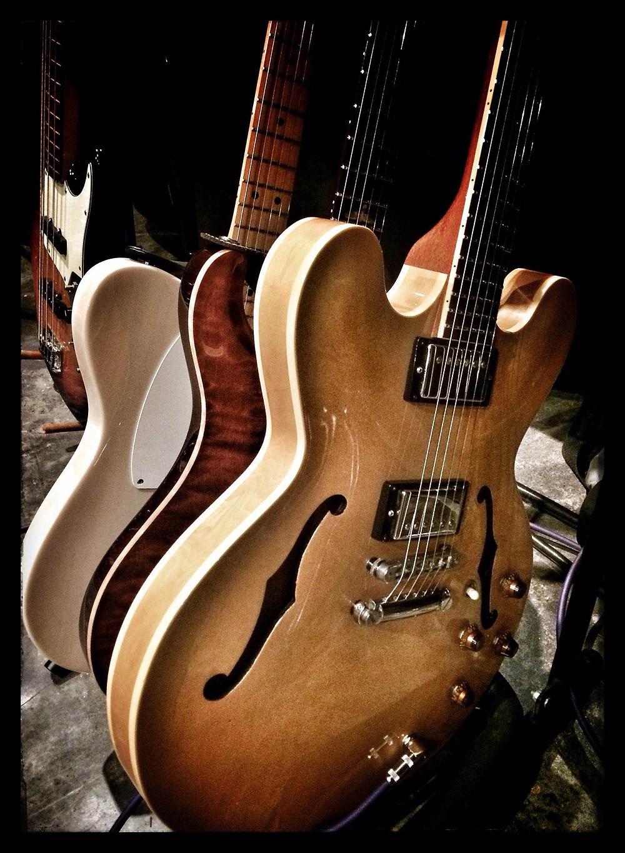 Guitars Photo Credit Tim McKee