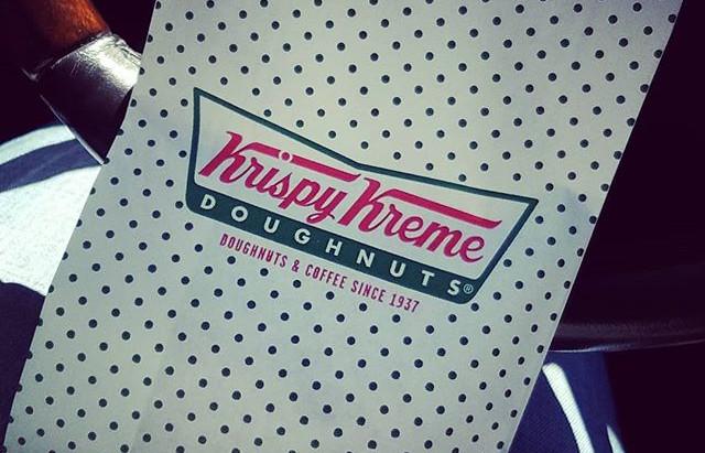 Don't forget, it's free donut day at Krispy Kreme! #freestuff #kkd #krispykreme