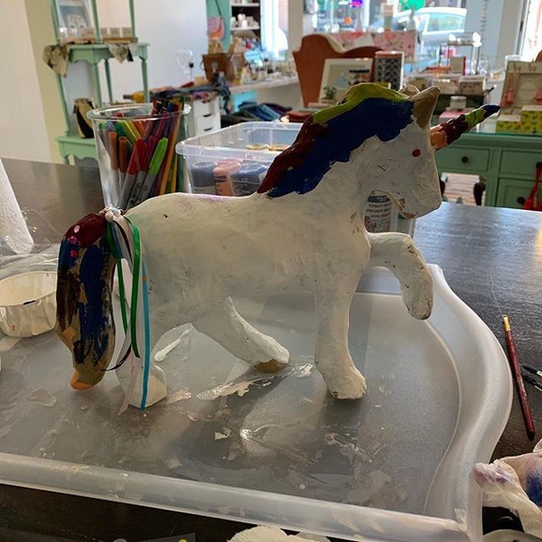 Make a magical birthday craft