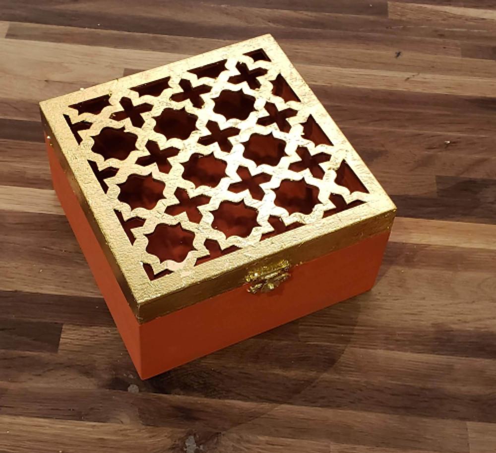 Gilded Box DIY