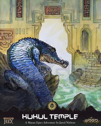Kukul`s Crocodile
