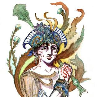 Fantasy Illustrations