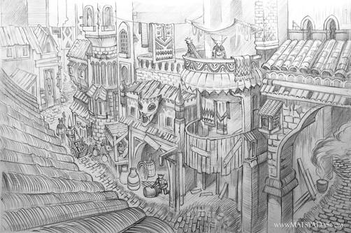 Karkosa Drawing