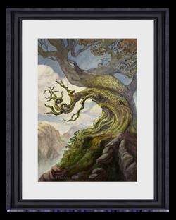 Whim - Original Painting, US$390