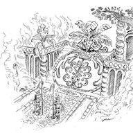 Fairy gate to the Underworld