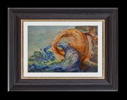 Entanglement - Original Painting, US$360,00