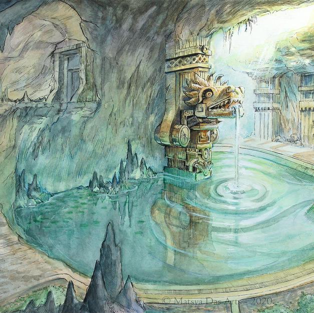 Landscapes of Imagination