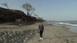 Playa de Banjul.