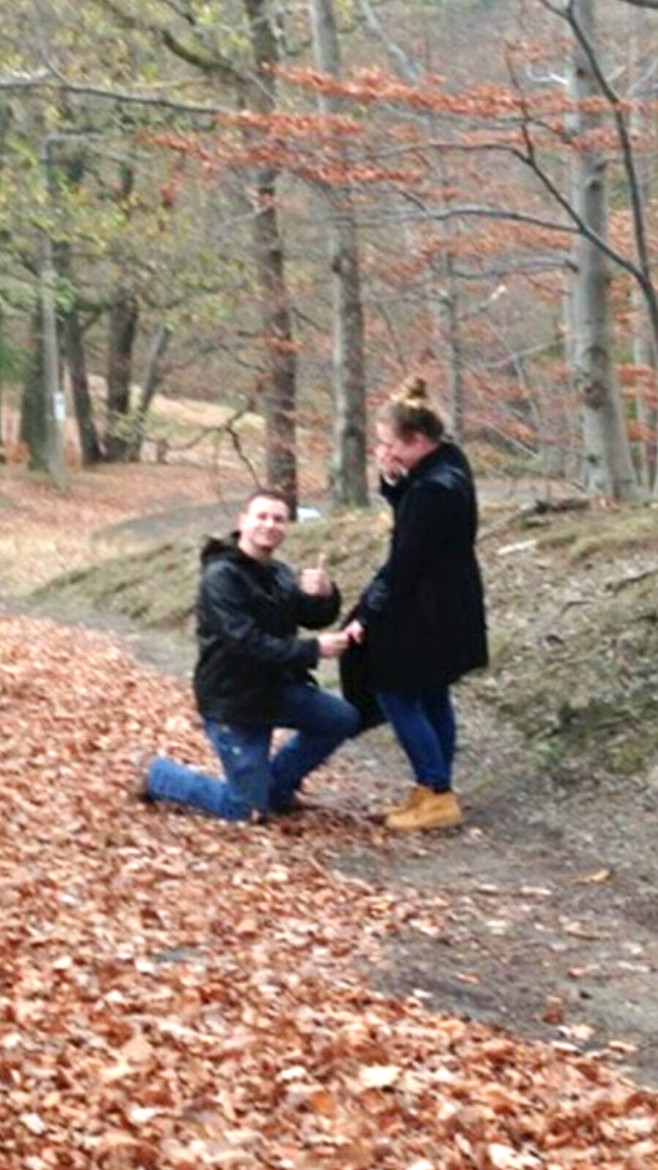 Snapshots: The Spa Engagement