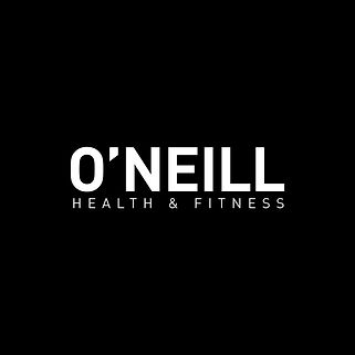 O'Neill Fitness Logo - Black Square - FB