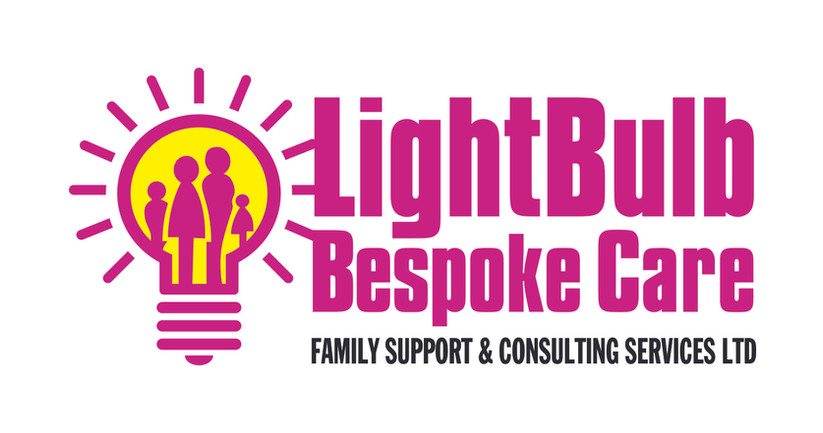 LightBulb Bespoke Care LOGO REDRAWN - ME