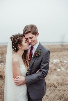 wedding in hartland