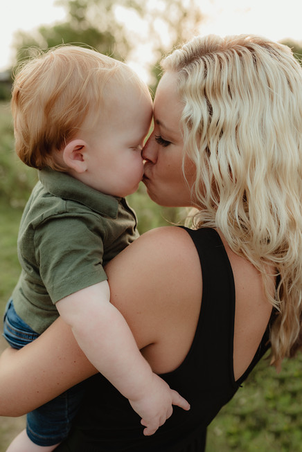 Family Session in Pewaukee