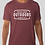 Thumbnail: BUFFALO CREEK OUTDOORS T-Shirt (Maroon)