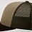 Thumbnail: Tri-Color: Tan/Loden/Brown 115