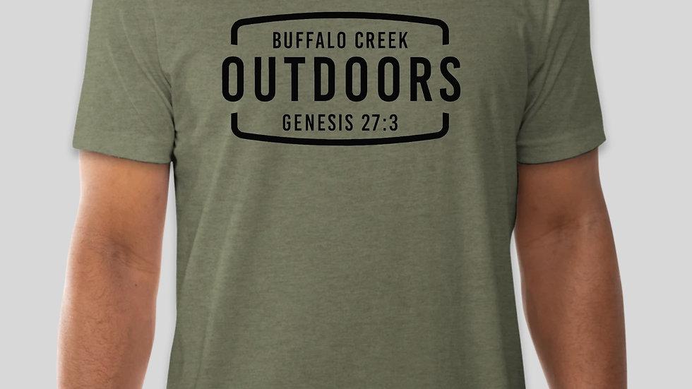 BUFFALO CREEK OUTDOORS T-Shirt (Green)