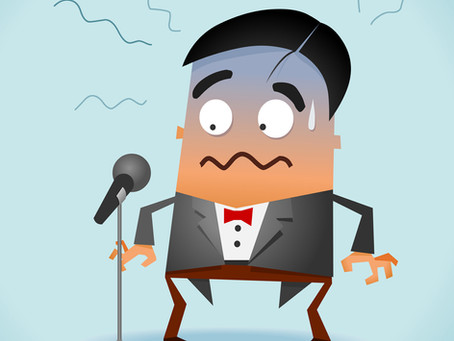 Fake it 'til you make it: using confident body language in your presentations