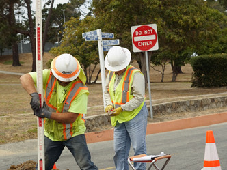 With CPUC approval, Cal Am begins pipeline pre-construction work