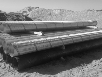 Firms selected to build 22-mile project pipeline