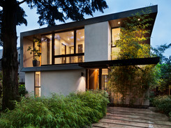 Modern House Visualisation 3D