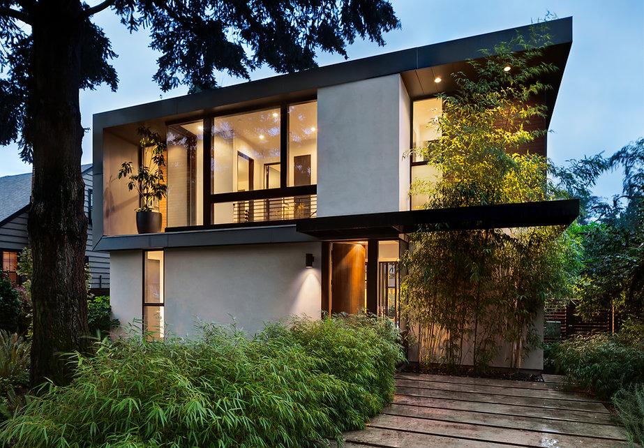 Smart Home built by Wozart.