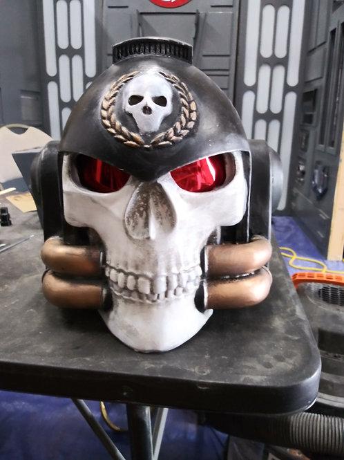Chaplain Helmet (Warhammer 40k)