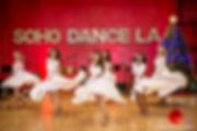 Soho Angel Dance Company, Ladies Styling