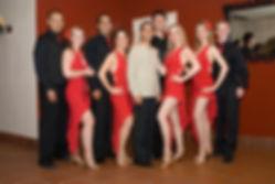 Soho Dance Student team
