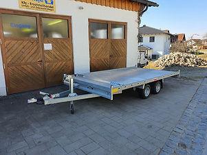 Anhängervermietung Mayer | Passau Freyung Regen Untergriesbach