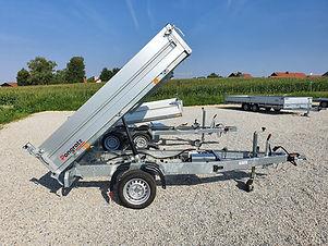 Anhänger RK 2300/15 E-Pumpe