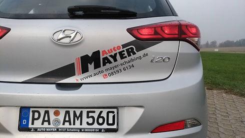 Auto & Anhänger Mayer | Passau Freyung Regen Untergriesbach