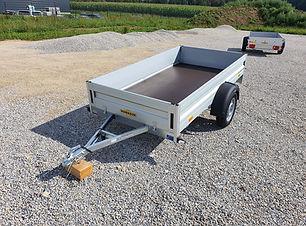 Anhänger Humbaur HA 752513 STK