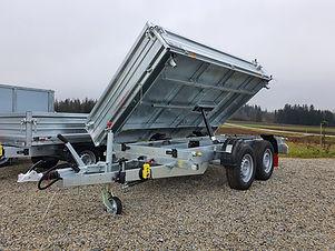 Anhänger Pongratz 3-SKS 3100/17 Stahl