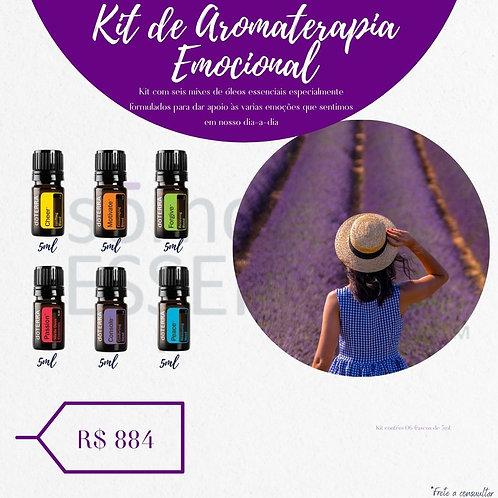 Kit Aromaterapia Emocional