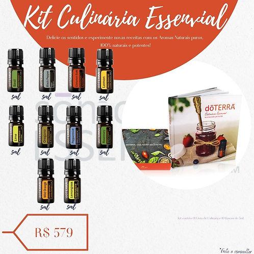 Kit Culinária Essencial