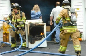 What's Going on with Clothes Dryer Fires?