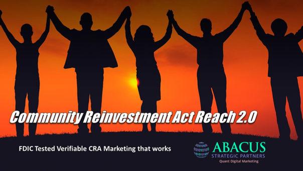 Community Reinvestment ActCOVERReach 2.0