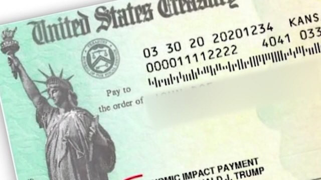 This is how Americans are spending their stimulus checks