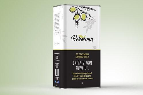 Rekoumis Extra Virgin Olive Oil 5L