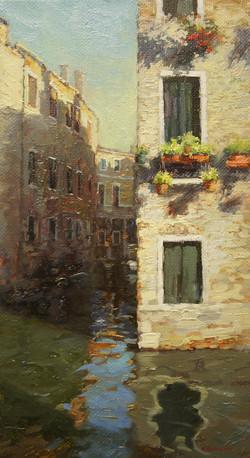 ,,Из серии Венеции,, х.м45х25 2015г.
